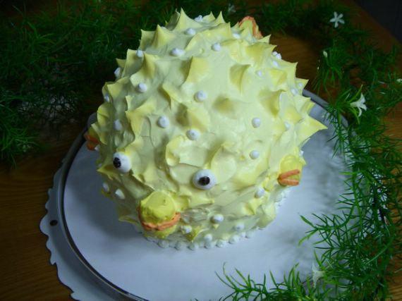 好可爱精致的创意蛋糕