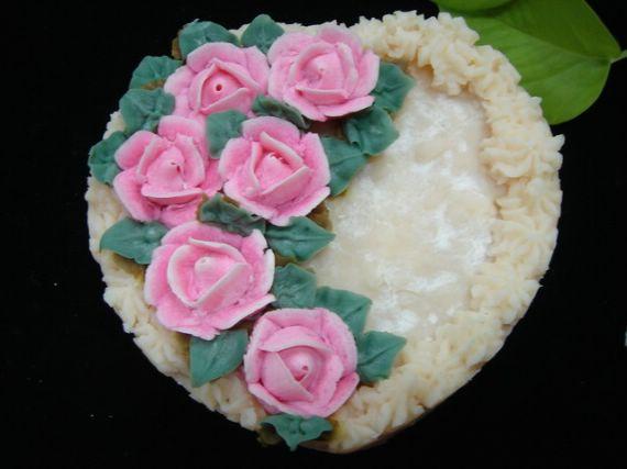 手工制作:生日大蛋糕